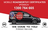 MOBILE ROADWORTHY CERTIFICATES - IPSWICH Ipswich QLD | Strictly Service